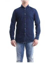 Jacob Cohen General Shirt - Blauw