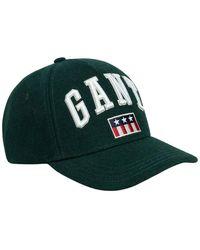GANT Cap - Groen