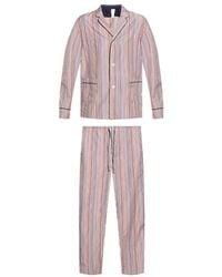 Paul Smith Striped pyjamas - Pink