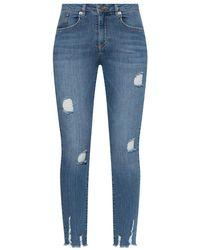 Iceberg Raw-edge jeans - Blu