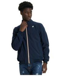 K-Way Jacket - Blauw