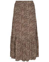 co'couture Mini Leo Gipsy Nederdele 94181 - Marron
