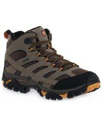 Merrell Boots - Bruin