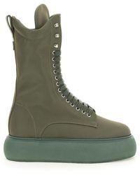 The Attico Boots - Groen