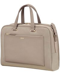 Samsonite Computertas Zaila 15 Inch - Naturel