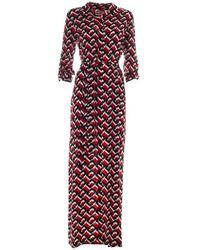Diane von Furstenberg Dresss - Rood