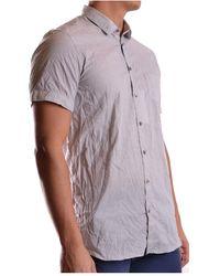 Neil Barrett Shirt Gris