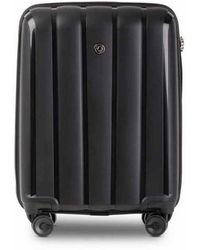 Conwood Pacifica 55 Cm Black Cabin Suitcase - Zwart
