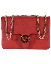 Gucci Shoulder Bag - Rood