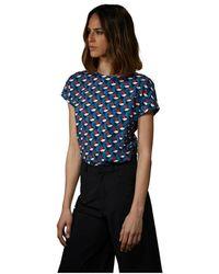 Rrd Shirt Balla 21684 - Blauw