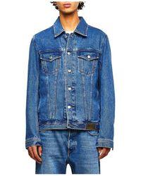 DIESEL Jacket - Blauw