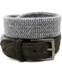 Anderson's Cinturon - Grijs