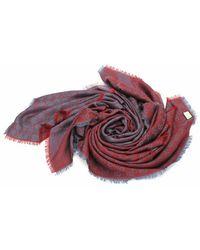 Gucci Tweedehands Sjaal - Rood