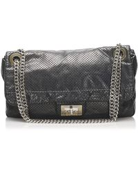 Chanel Flap Bag - Zwart