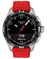 Tissot Touch Watch - Rood