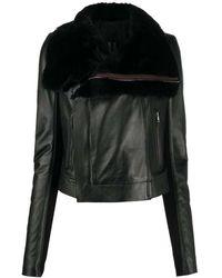 Rick Owens Jacket - Zwart