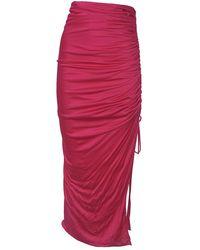 The Attico Skirt - Rose