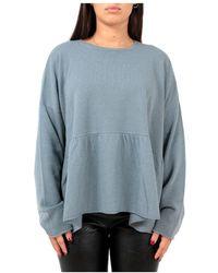 Manila Grace Sweater - Blauw