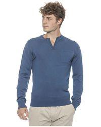 Alpha Studio Sweater - Blu