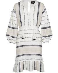 NÜ Halina Dress - Blanc