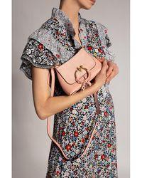 PT01 Joan shoulder bag Rosa