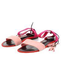 Louis Vuitton Sandales - Rosa