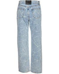Alexander Wang Jeans 4Dc3214975D Azul