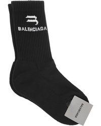 Balenciaga Underwear Socks - Zwart