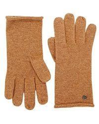 Esprit Gloves - Bruin