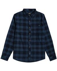 Billabong Camisas - Blauw