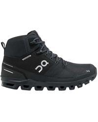 On Running Boots - Noir