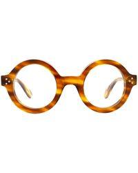 Lesca Glasses - Bruin