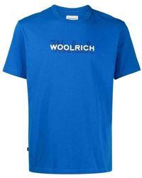 Woolrich - T-shirt - Lyst