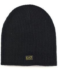 EA7 Muts - Zwart