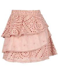 Soallure Skirt - Rose