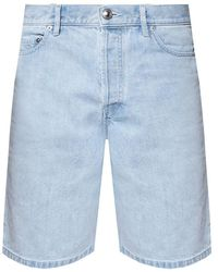 GANT Slim Cord Jeans - Blauw