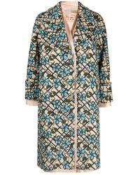 Marni Coat - Blauw