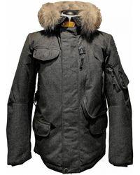 Parajumpers Sporty Wool Ash Jacket - Grijs