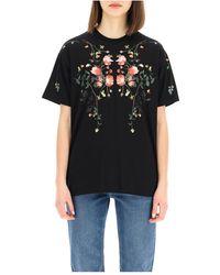 Burberry T-shirt - Zwart