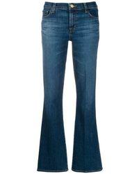 J Brand 831432t178 Sallie Mid Rise Boot Jeans - Blauw