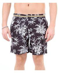 Essentiel Antwerp Sea Shorts - Zwart