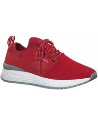 S.oliver Casual Trainers Rojo