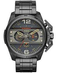 DIESEL Watch Dz4363 - Grijs