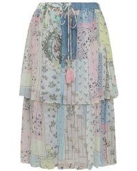Tommy Hilfiger Skirt - Roze