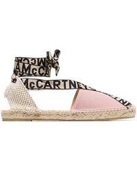 Stella McCartney Gaia Espadrilles - Roze
