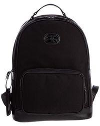 Emporio Armani Rucksack Backpack Travel - Zwart
