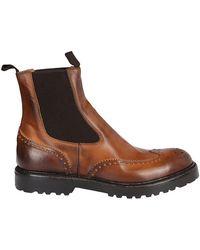 Eleventy Boots - Bruin