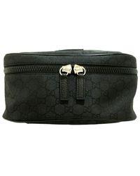 Gucci Patroon Tas - Zwart