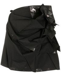 Issey Miyake Skirt - Zwart