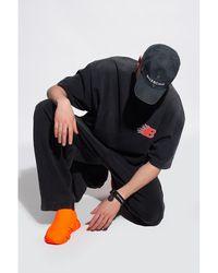 Balenciaga Speed 2.0 LT sock sneakers Naranja